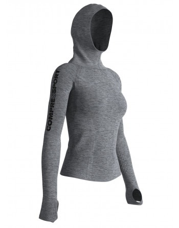 3D Thermo Seamless Hoodie...
