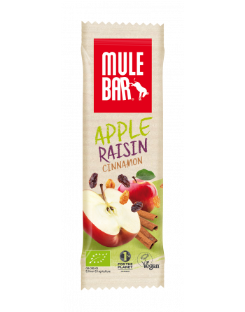 MuleBar Apple Raisin...
