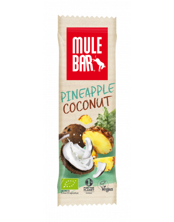 MuleBar Pineapple Coconut 40g