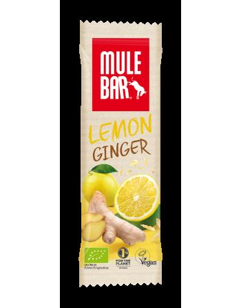 MuleBar Citron Gingembre 40g