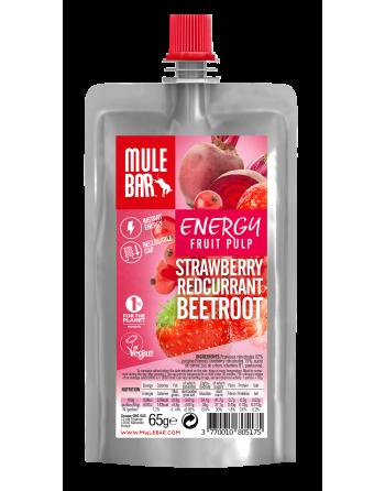 MuleBar Organic Fruit pulp...