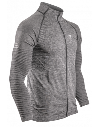 Seamless Zip Sweatshirt...