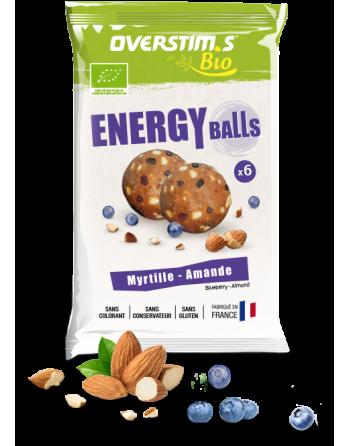 ENERGY BALLS BIO Myrtille