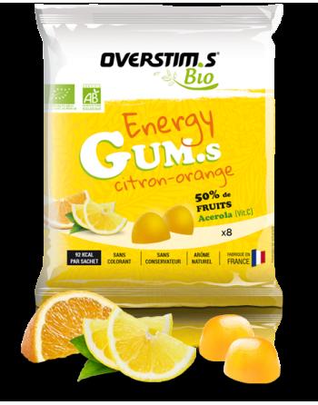 ENERGY GUMS BIO Citron-Orange