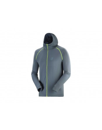 3D Thermo Seamless Hoodie -...