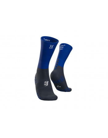 Mid Compression Socks Blue...