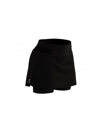 Performance Skirt Woman BLACK