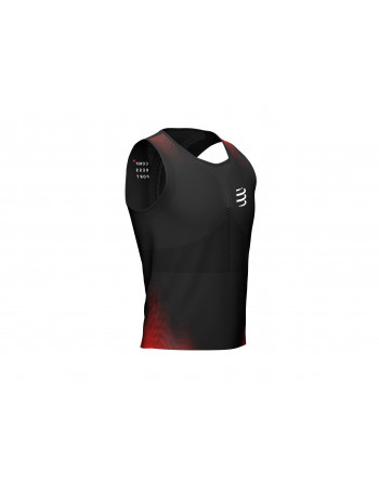 Pro Racing Singlet Man BLACK
