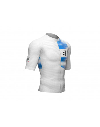 Tri Postural SS Top Man WHITE